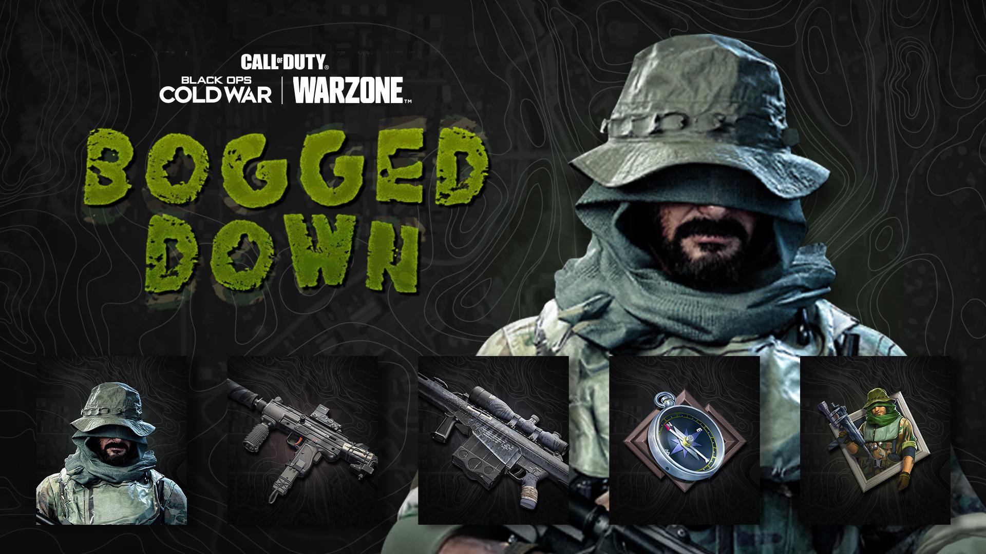 Bogged Down bundle