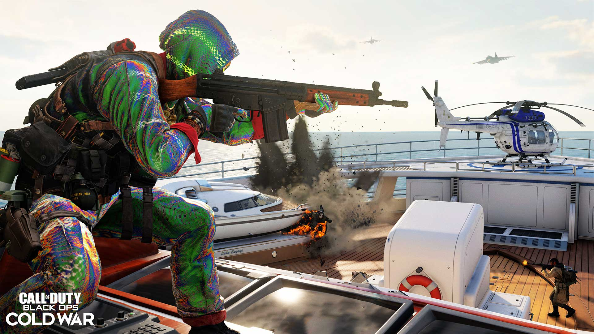 Call of Duty black ops cold war c58 new gun