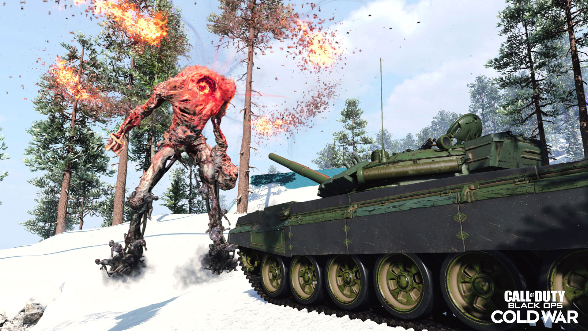 Black Ops Cold War Season 5 Zombies