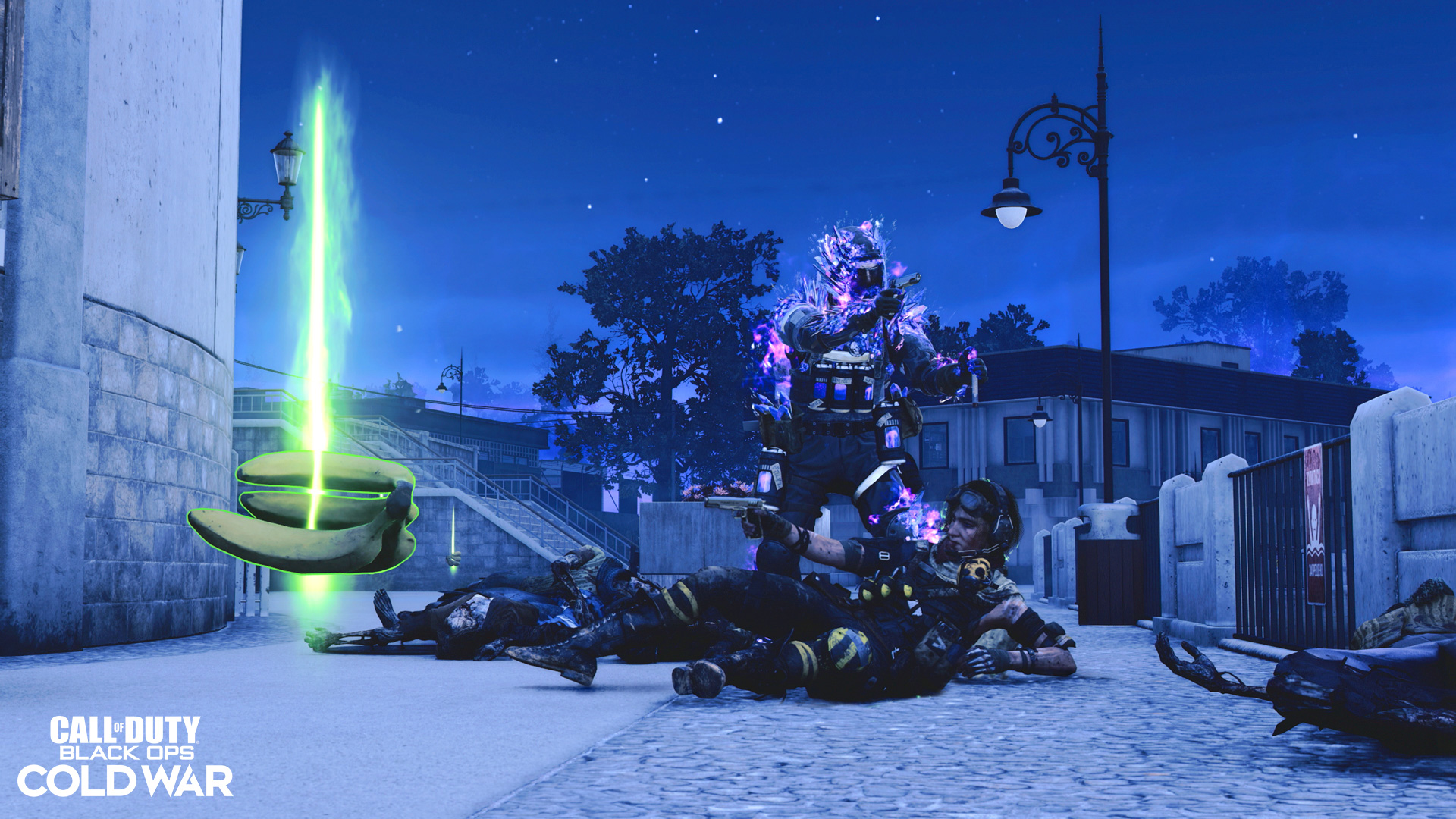 cold war zombies Outbreak LTM