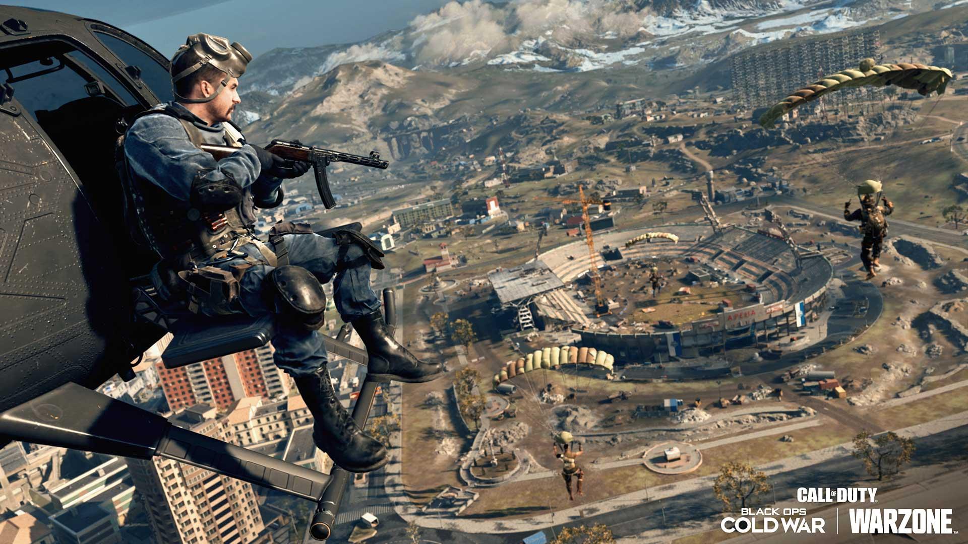 Así es Verdansk, el nuevo mapa de Call of Duty: Warzone ya está disponible 2