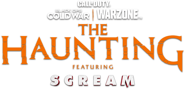 Call of Duty Black Ops Cold War and Warzone The Haunting Featuring Scream