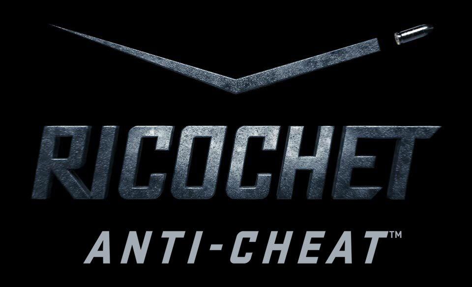 Ricochet Anti-cheat logo