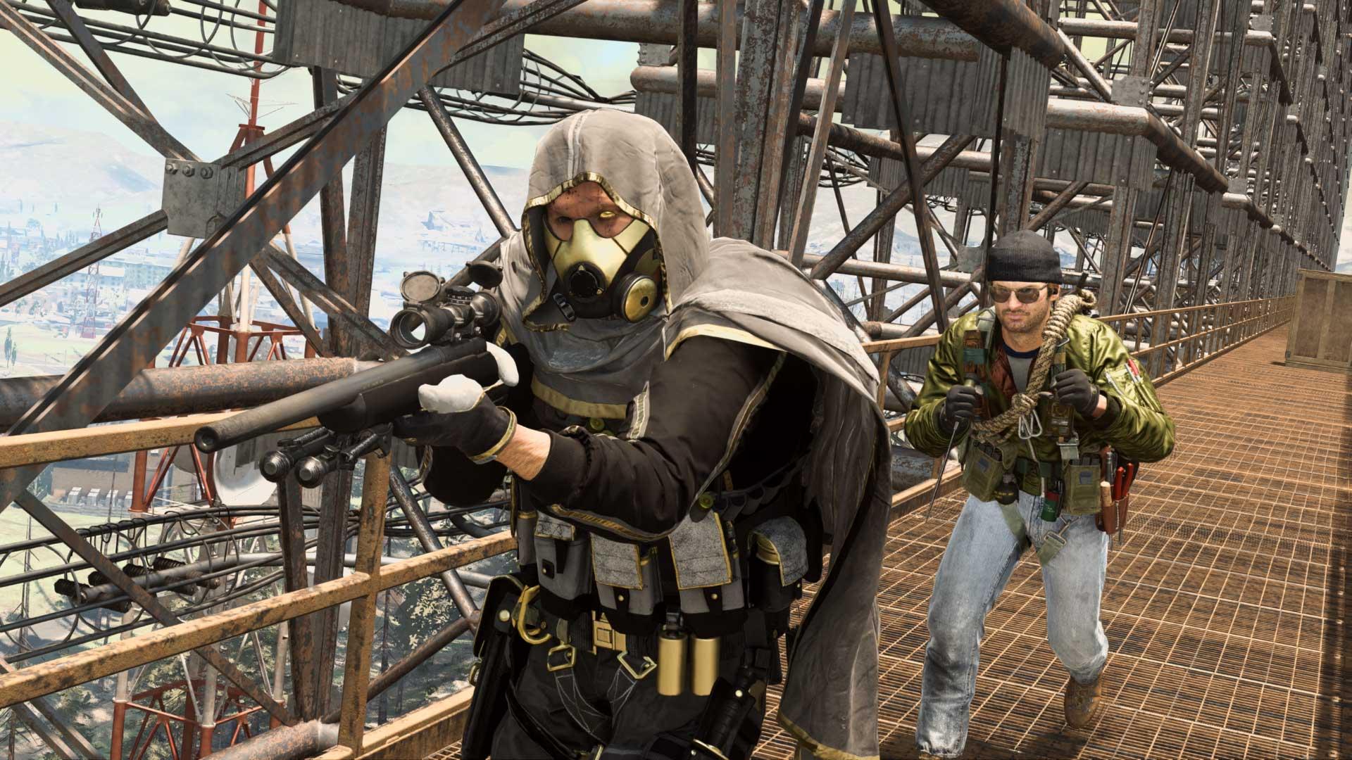 Battle Royale Teamwork Tip: Watch Your Six