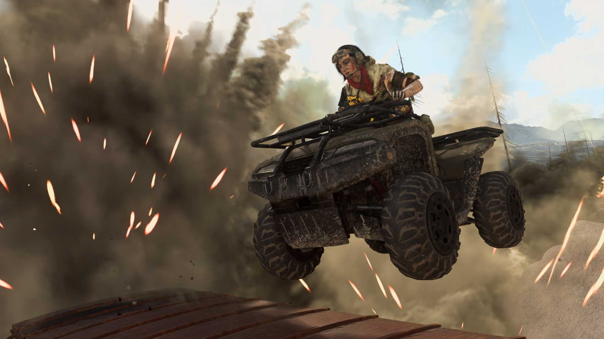 ATV: All-Terrain Vehicle