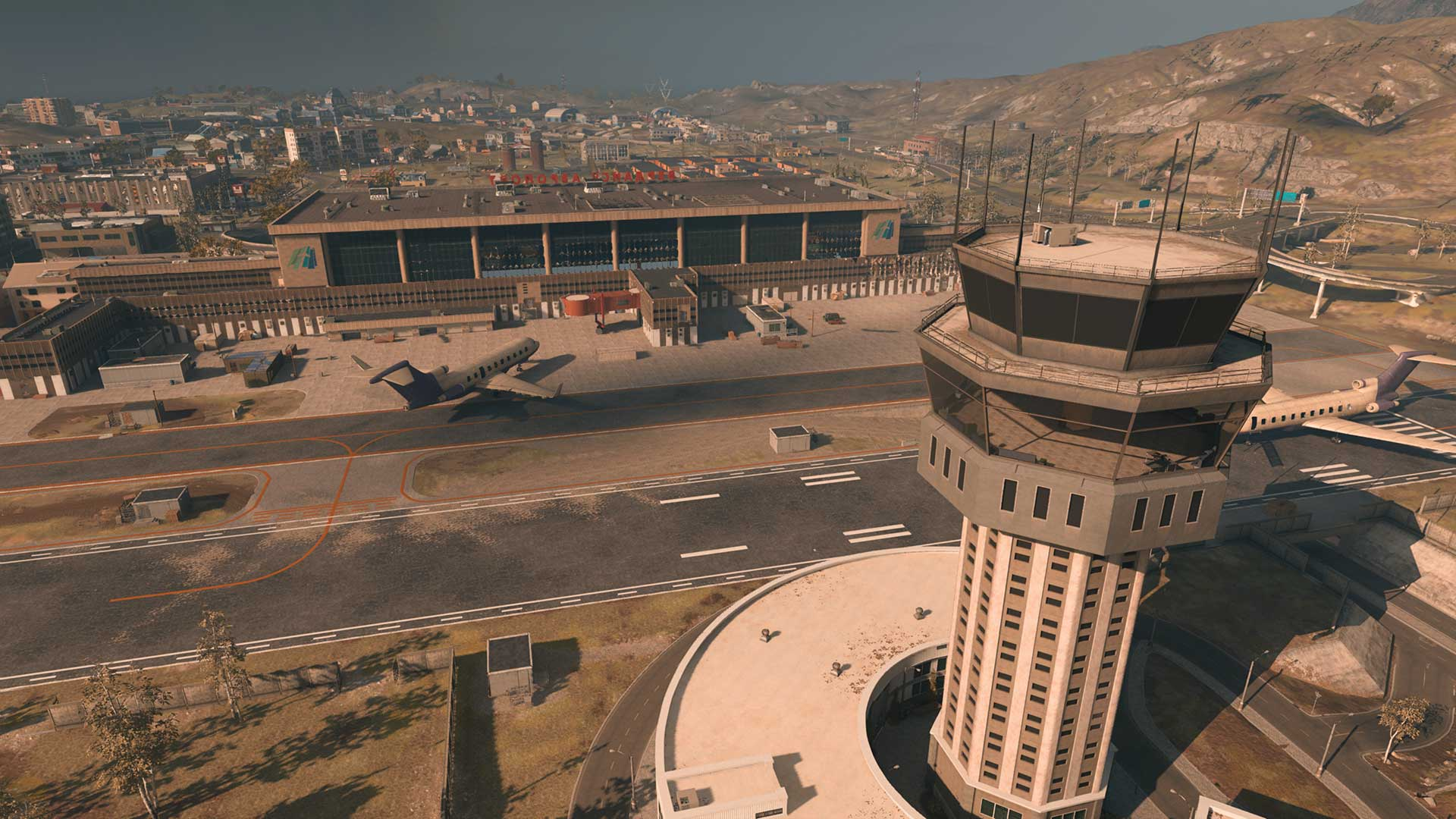 Air Traffic (Tower) Control