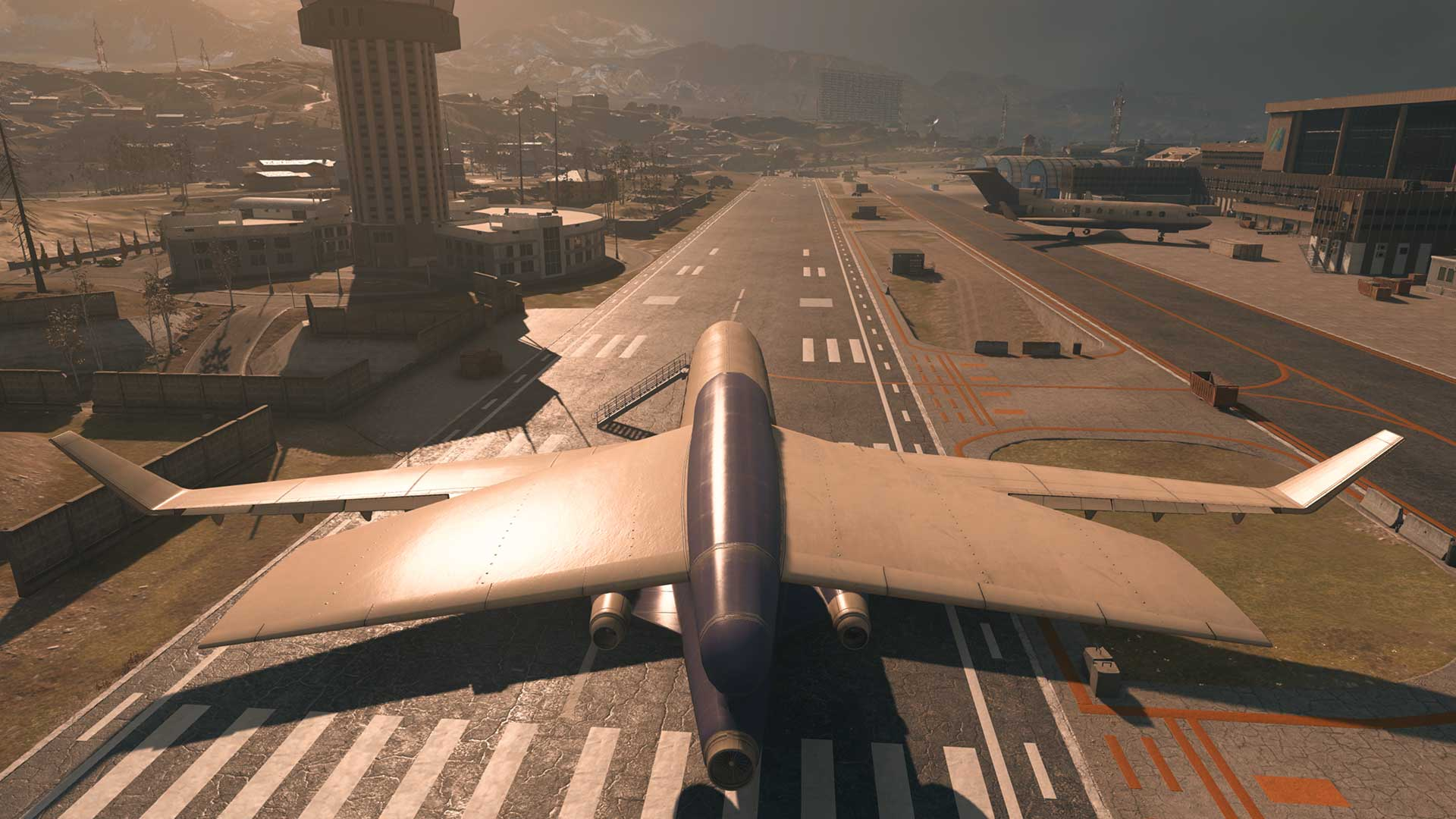 Clear the Runway!