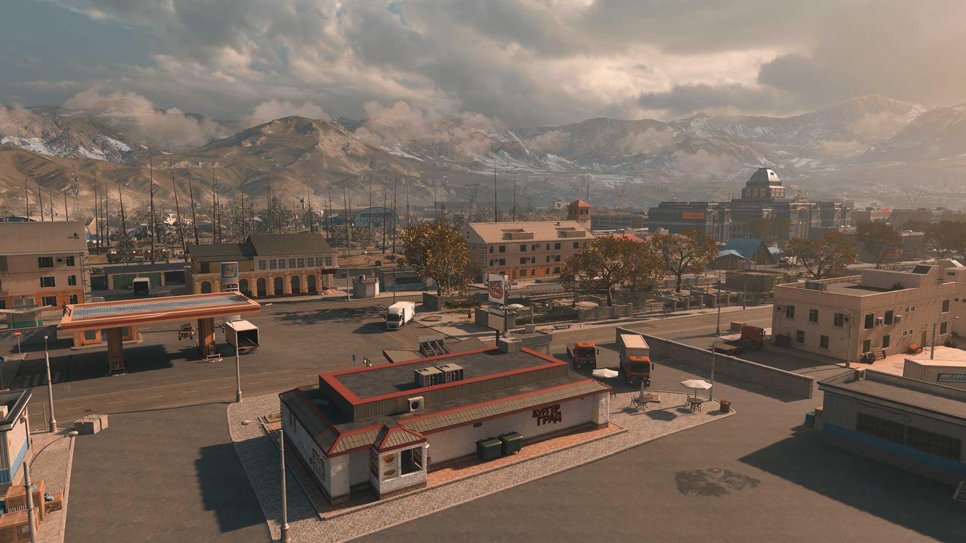 A Complete Neighborhood