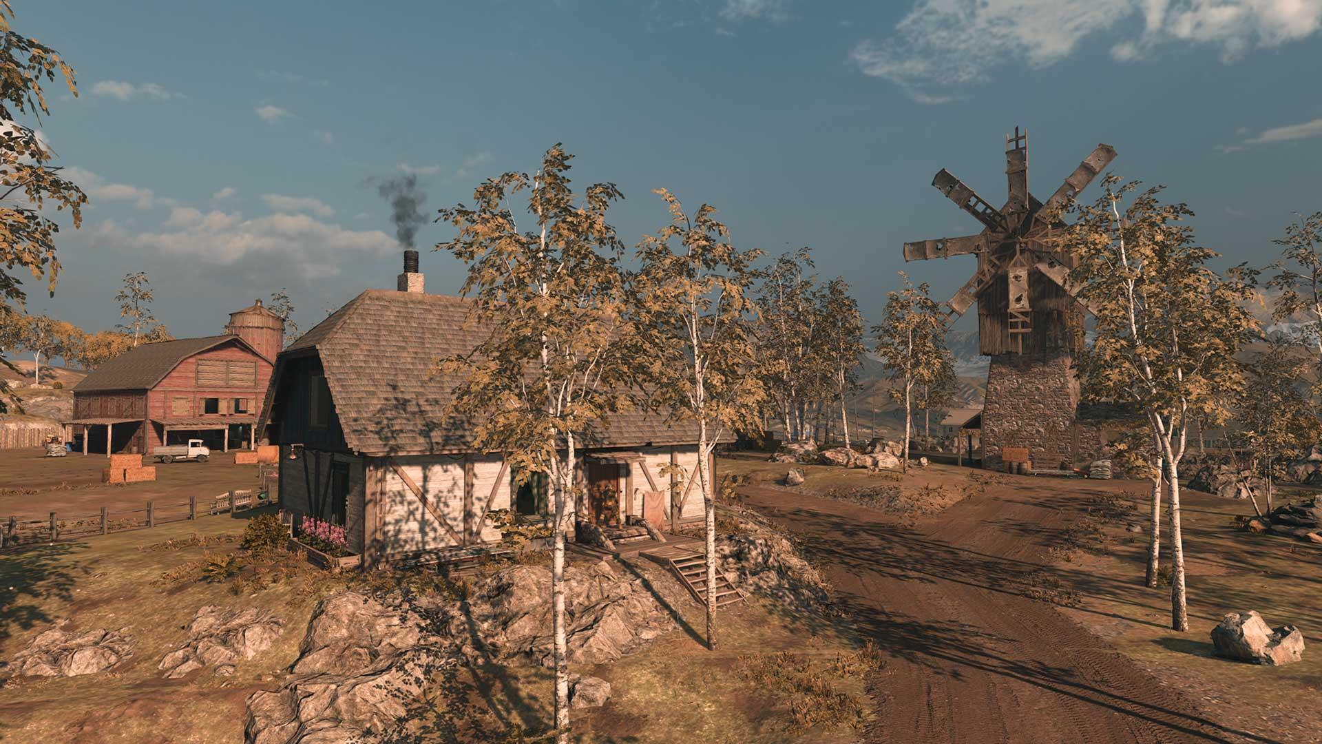 Who Would Tear Down Such a Beautiful Farm?