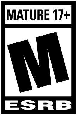 Mature 17+ M ESRB
