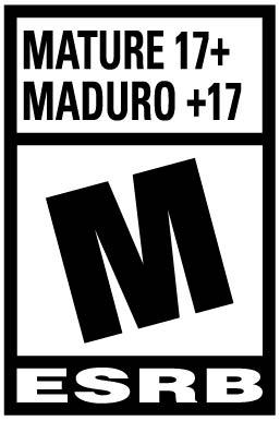 Mature 17+ Maduro +17 M ESRB